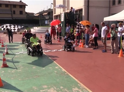 -Video- Wheelchair GP, il Gran Premio per disabili su carrozzina